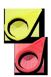 Hjulmutter indikator 1